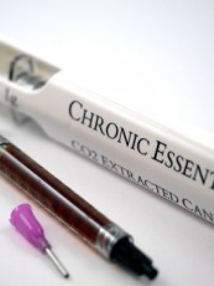 Chronic Essentials Hash Oil