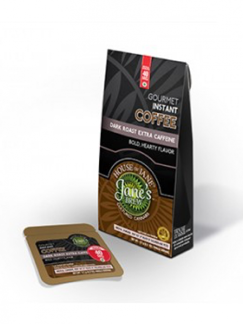 Jane's Brew Coffee And K-Cups